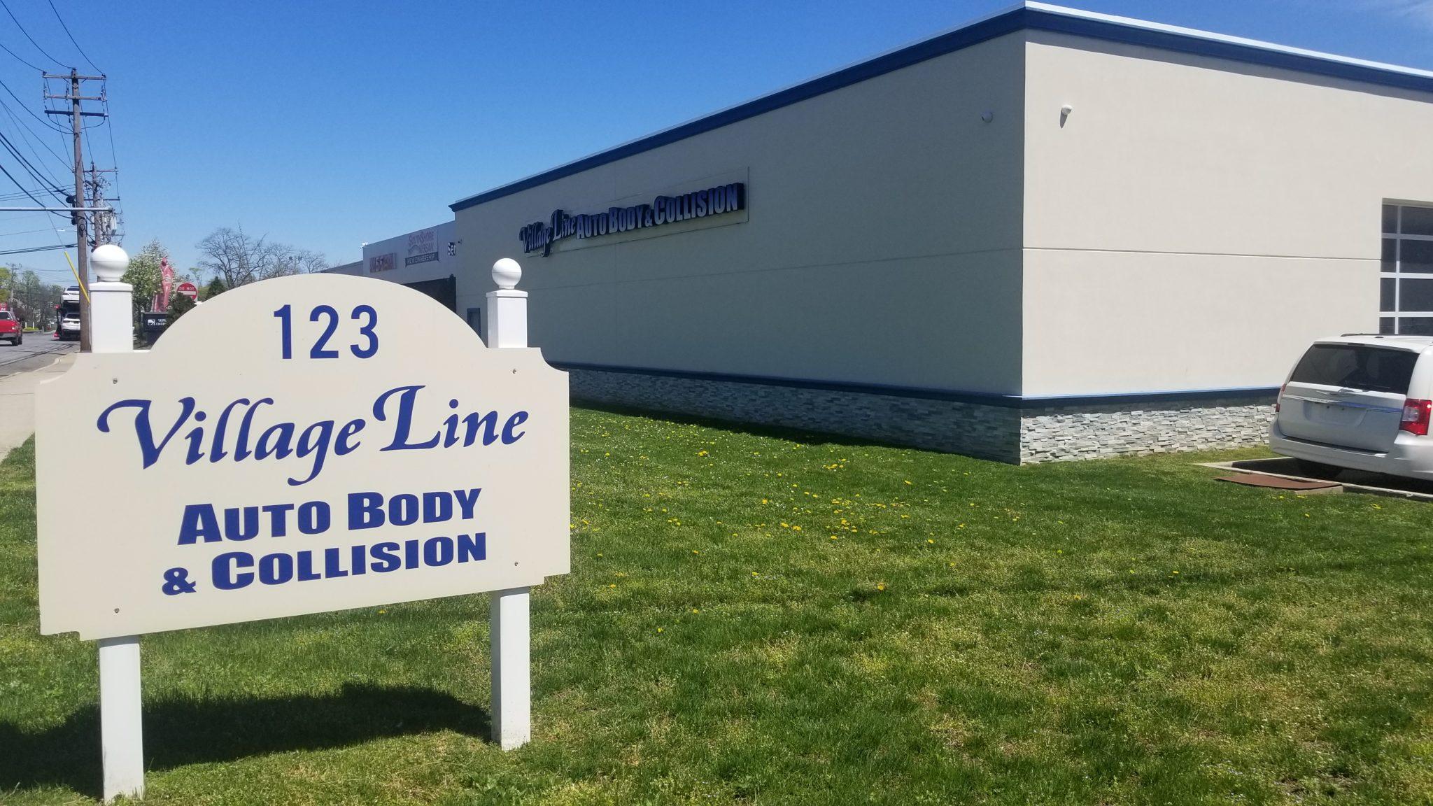Village Auto Body >> Village Line Auto Body Repair Shop Long Island S Trusted
